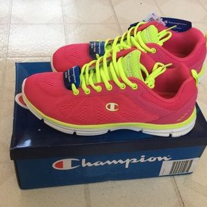 Champion Shoes - New Champion!
